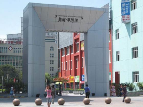 龙庭华清园